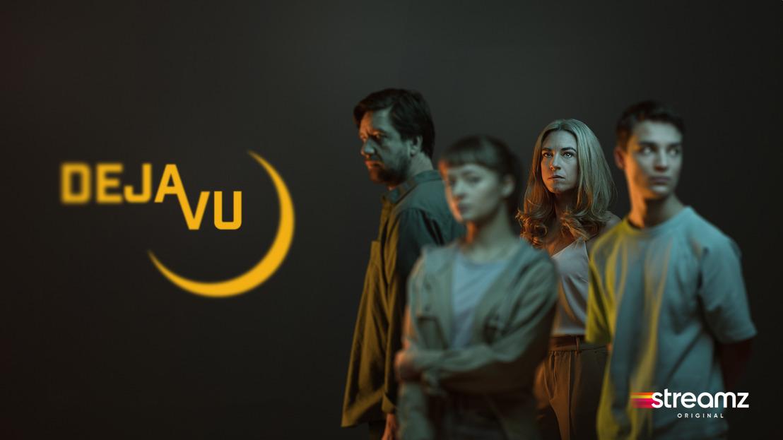 Streamz onthult de trailer van 'Déjà Vu' met Natali Broods