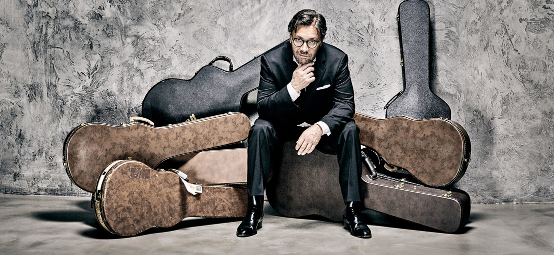 Sweetwater Studios Announces Recording Master Class with Jazz-Fusion Maestro Al Di Meola