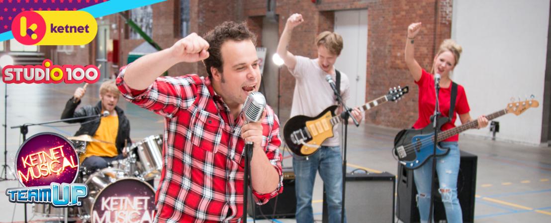 Nieuw op Ketnet: Ketnet Musical: Team U.P.