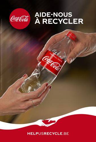 Preview: « N'achète pas Coca-Cola si tu ne nous aides pas à recycler »