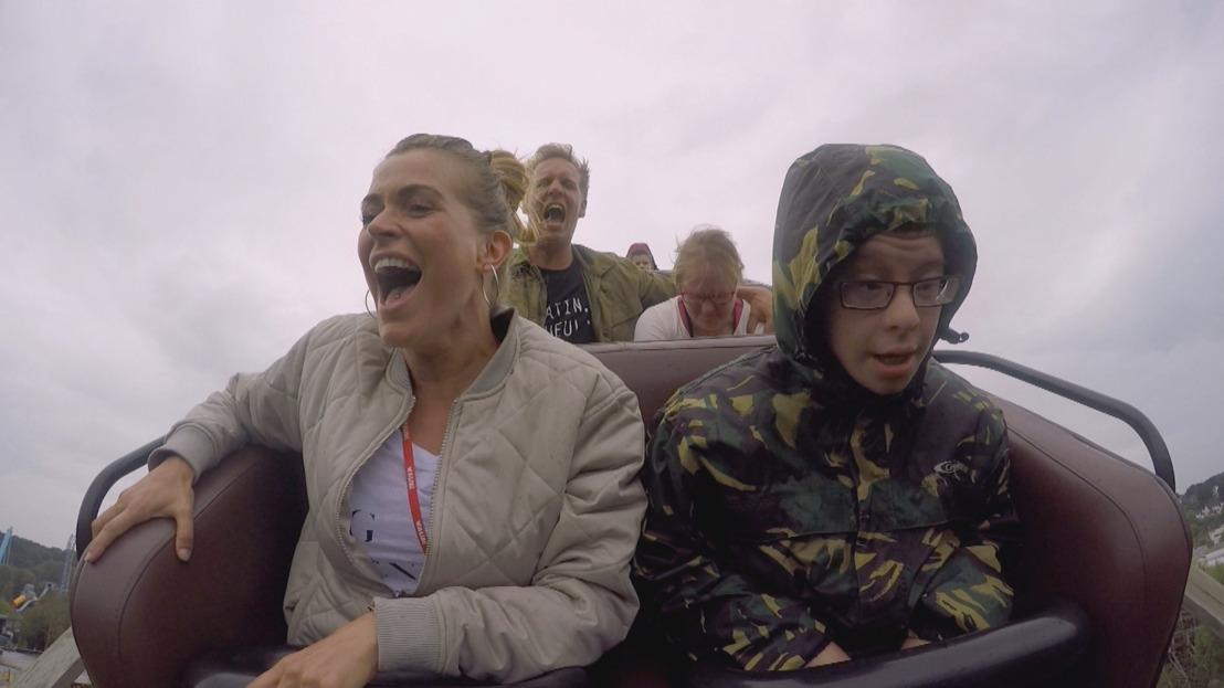 Karen & James stappen in een rollercoaster van emoties...