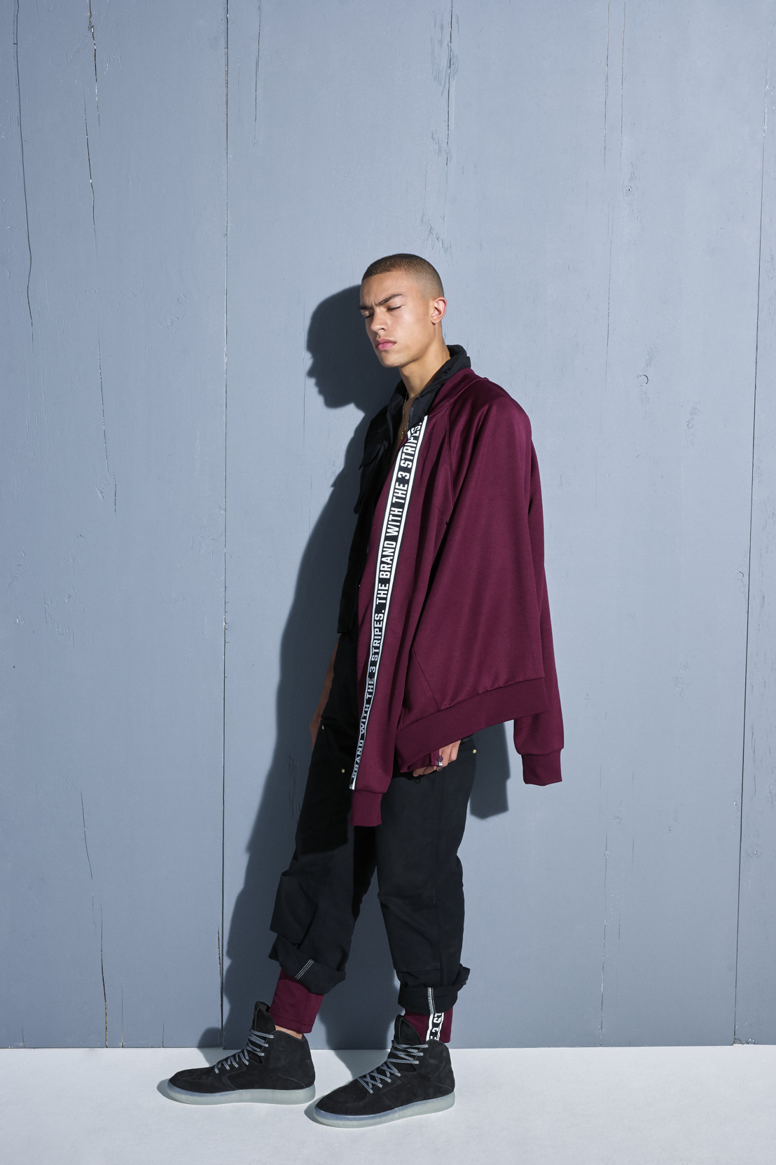 ADIDAS ORIGINALS FW16 TUBULAR LOOKBOOK: UN VISTAZO AL FUTURO