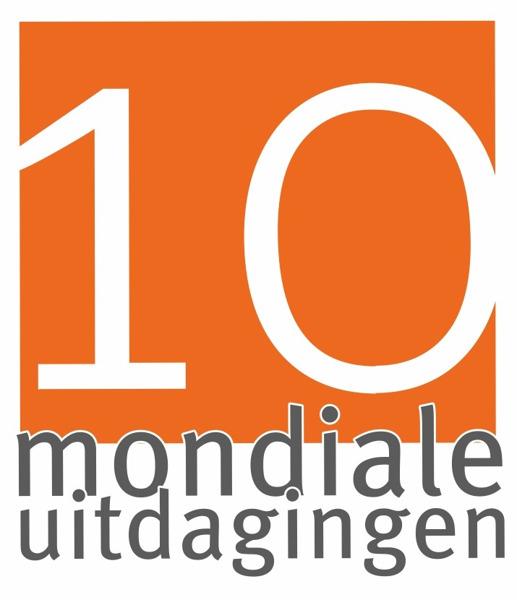 Logo campagne 10 mondiale uitdagingen