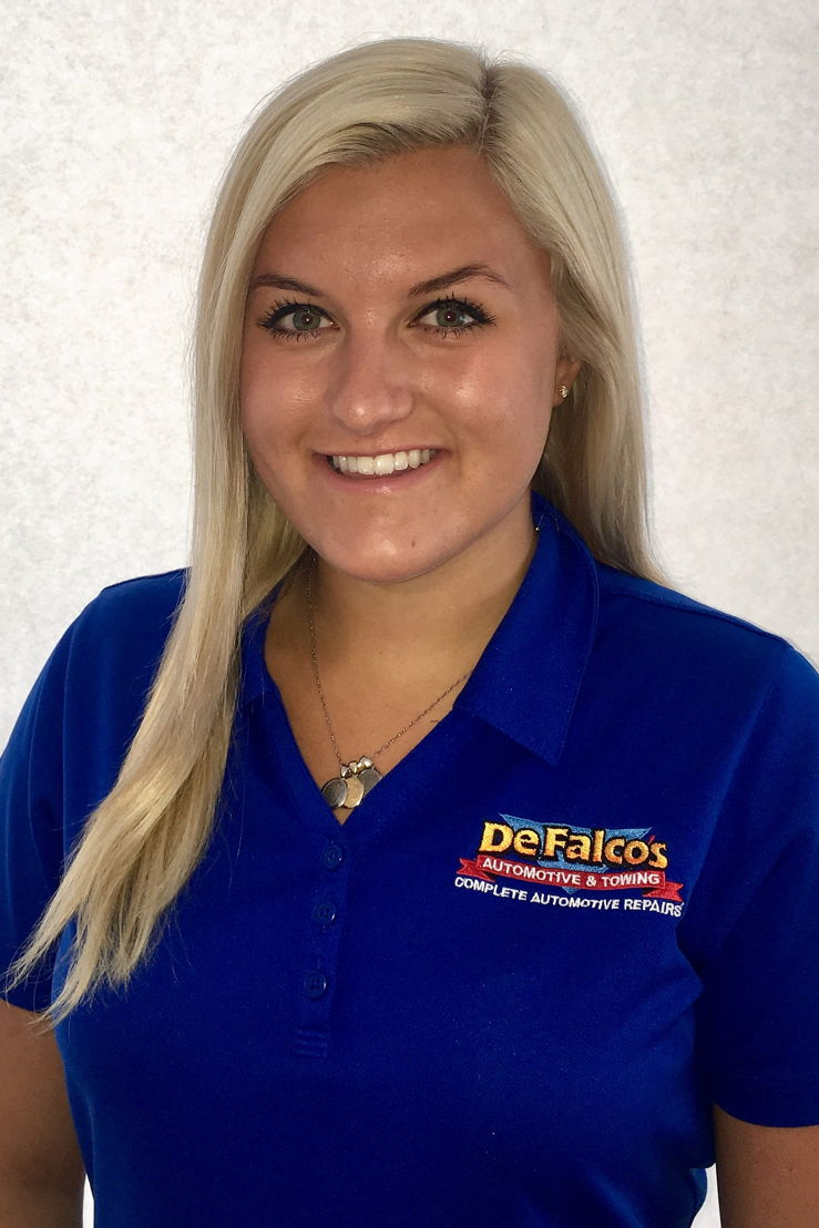 """April DeFalco-Rempfer<br/>Surfside Beach, SC<br/>April shares her story in memory of her father, Bill Rempfer.<br/><br/>Hometown: Myrtle Beach, SC<br/><br/>Family: One of six Rempfer children<br/><br/>Occupation: Defalco's Automotive &amp; Towing<br/><br/>Father diagnosed with lung cancer: June 2016<br/><br/>Diagnosis: Stage IV non small cell lung cancer with metastasis to the liver and bones<br/><br/>Gene mutation: Unknown<br/><br/>If you've spent any time on the roads and highways around Myrtle Beach, you have probably seen DeFalco's Automotive &amp; Towing trucks. They've been helping stranded motorists for years. Bill Rempfer was the owner, along with his wife, Cheryl, behind both DeFalco's South Carolina and New Jersey branches.<br/><br/>Bill was a larger-than-life, strapping man: a former New Jersey police officer and a active community member who passed away at the age of 66 in November 2016. Today, his youngest daughter, April, carries on her father's legacy through her work raising awareness of lung cancer.<br/><br/>April coordinated a special project in 2017 where two DeFalco tow trucks were wrapped with Lung Cancer Foundation of America graphics as a tribute to her father and a fundraiser for LCFA. The Rempfer family wanted to use the trucks that help motorists day and night and are seen by thousands of people each day to honor their father's legacy and raise awareness of the need for increased lung cancer funding.<br/><br/>    """"Bill Rempfer, my daddy, was a selfless man who helped many in need and gave back to the community through his support of local churches, youth sports teams and local and state police and fire departments,"""" said his daughter April, one of six Rempfer children. """"We're honoring his hard work, dedication to his family and his businesses with this project."""""""