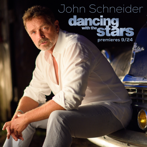 John Schneider Joins Dancing with the Stars