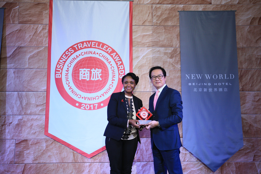 Cathay Pacific and Cathay Dragon win Business Traveller China Awards