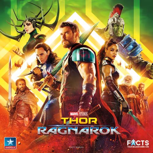 Thor : Ragnarok de Marvel en avant-première à FACTS !