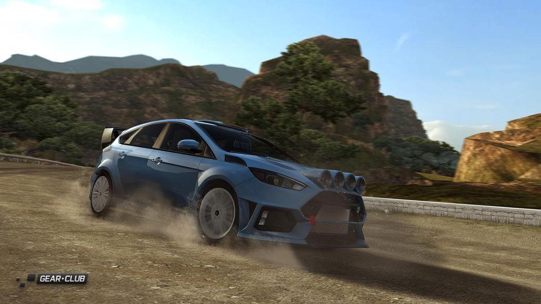 Rally mode in Gear.Club