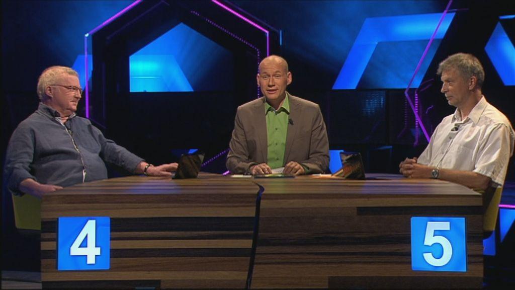 Embargo tot 1.9 om 20.00 u. - Geert Tanghe wint tafel 13 van Wilfried Ostyn