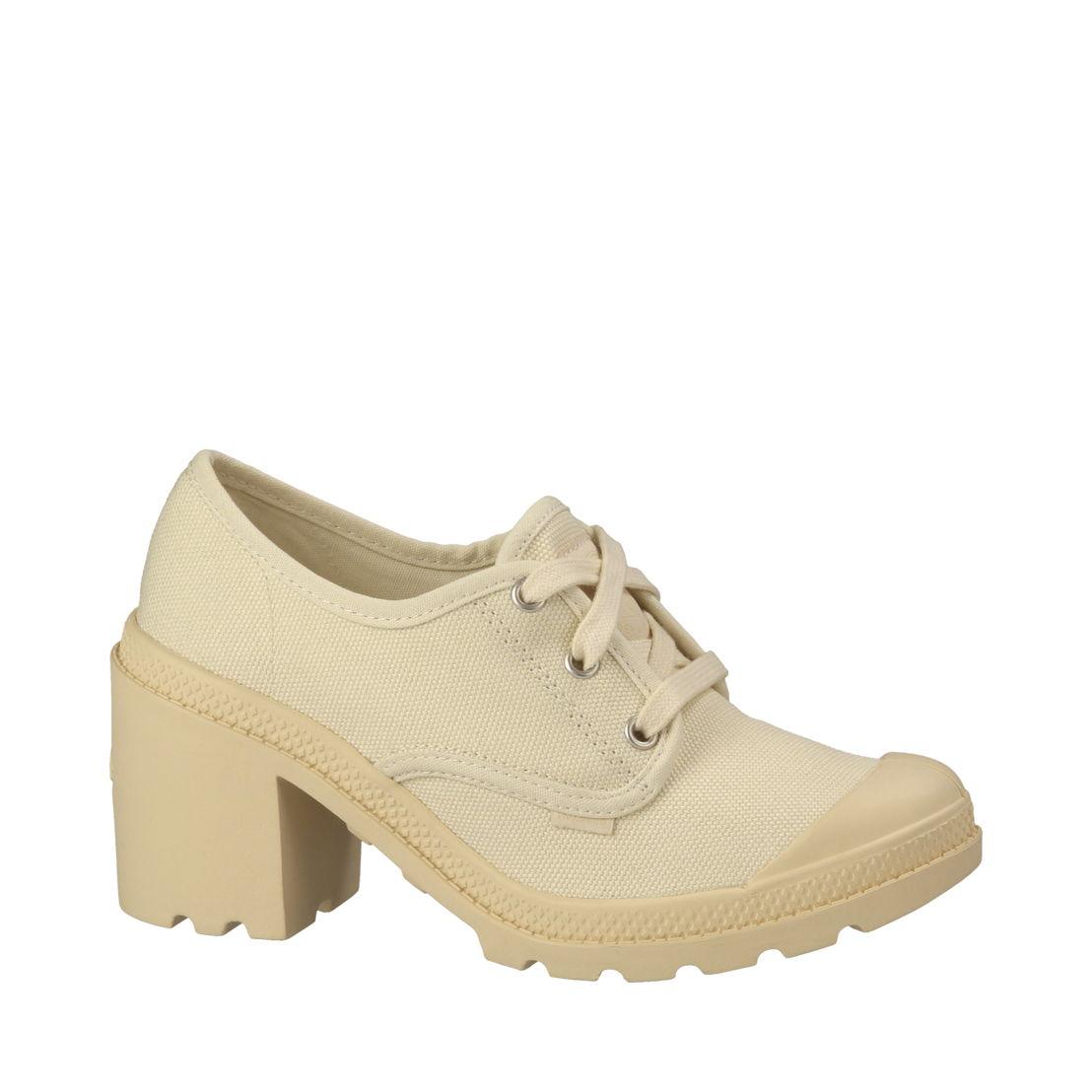 Palladium_Women Pampa Oxford Heel - 69,95 euro