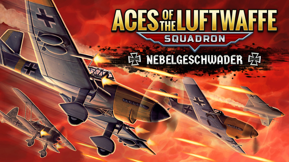 Aces of the Luftwaffe Squadron – Nebelgeschwader is Out Now!