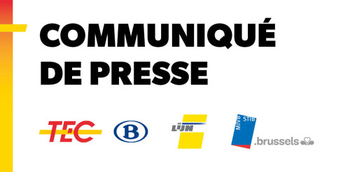 """La SNCB, le TEC, De Lijn et la STIB offrent un """"Libre-parcours Solidarité"""" aux victimes les plus touchées par les inondations"""