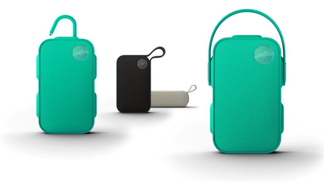 Libratone lanceert de Libratone ONE Click: een flexibele Bluetooth-speaker voor alledaagse avonturen