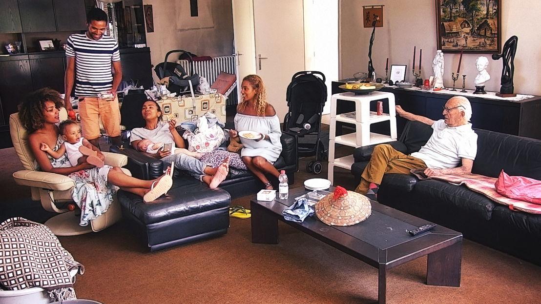 Het gezin Vandenweghe (Loppem) (c) VRT