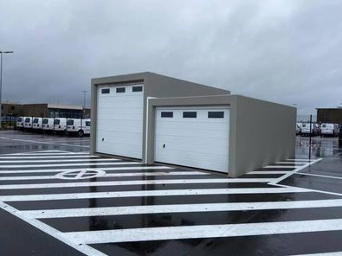 'Quarantaineboxen' voor elektrische en hybride voertuigen