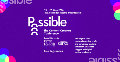 Introducing a New Conference Concept To The Jozi Calendar