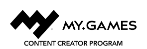 MY.GAMES Content Creator Program press room