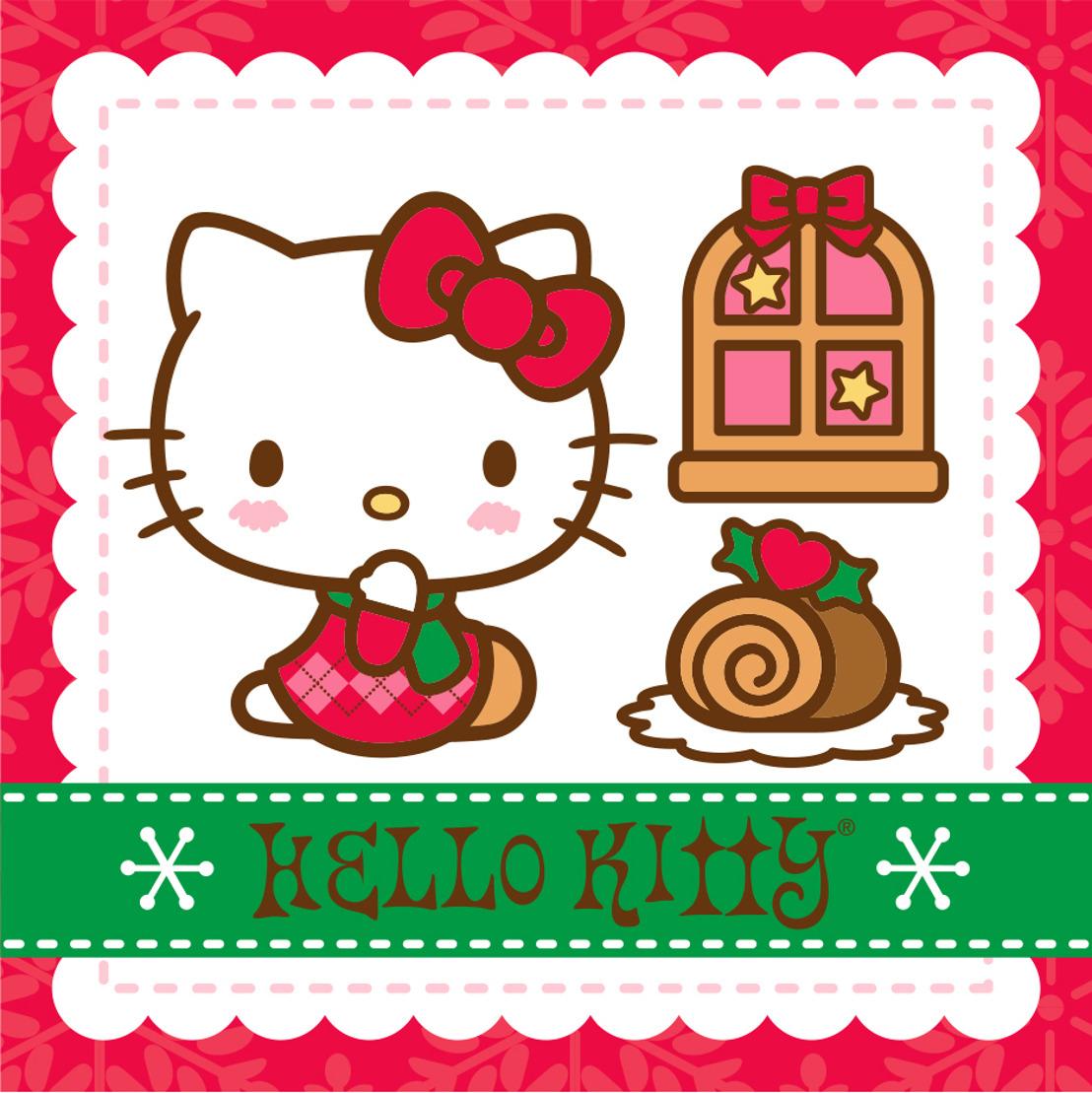¡Celebra las fiestas decembrinas con Hello Kitty!