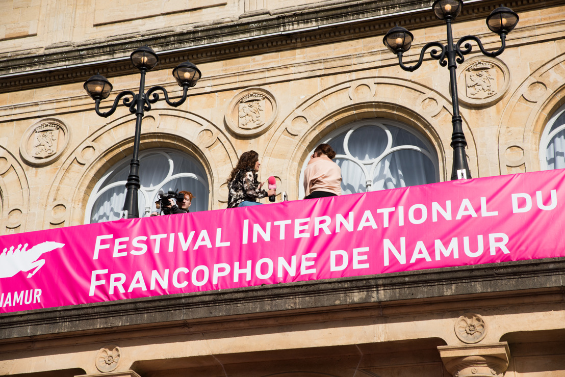 Het FIFF - Festival International du Film Francophone in Namen