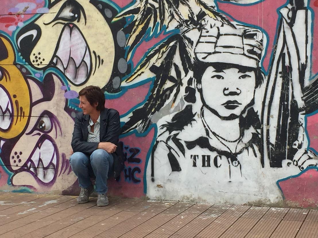 Amazones: aflevering 2 - Phara in Bogota - (c) VRT