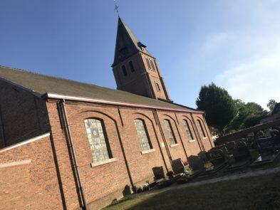 Preview: Kerk in het midden: kerk Overslag (Wachtebeke) wordt multifunctionele ruimte voor cultuur en vrije tijd, ontmoeting en kleinschalige commerciële activiteiten