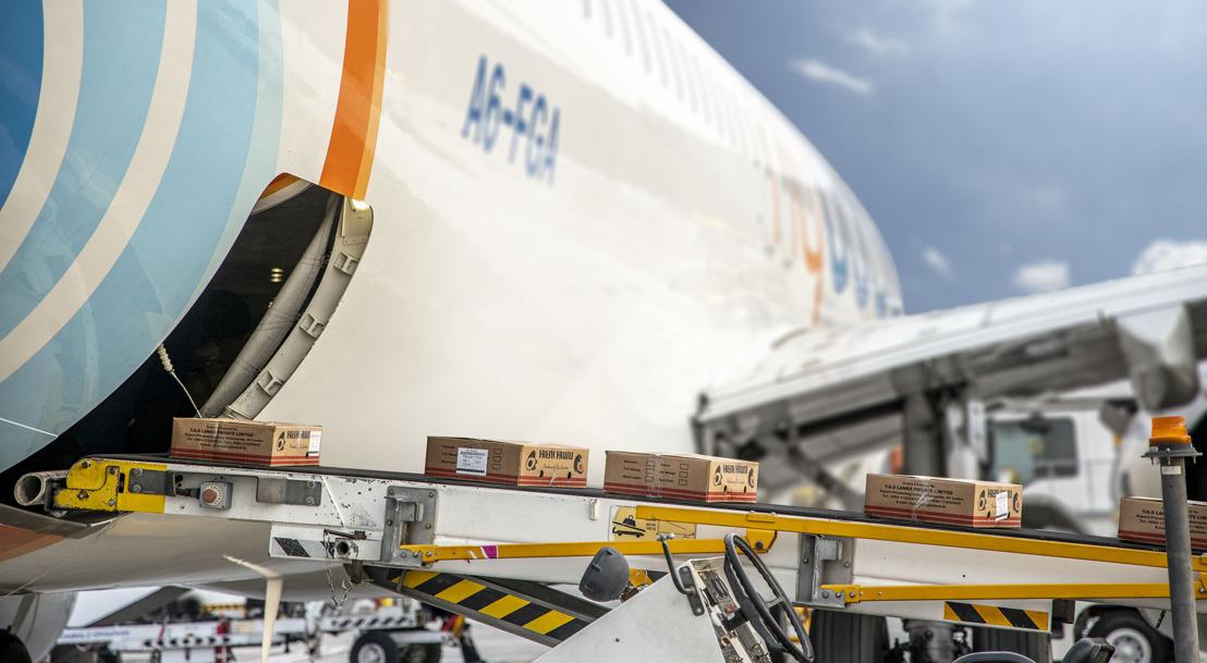 flydubai продолжает выполнять грузовые и вывозные рейсы