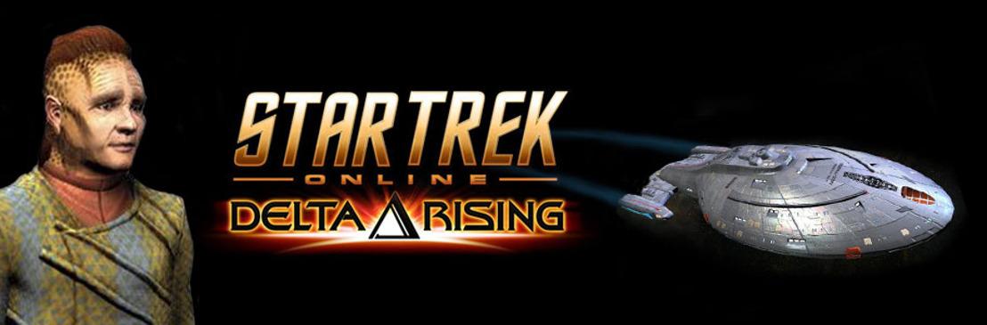 Eine unbekannte Gefahr wartet im offiziellen Ankündigungs-Trailer von Star Trek Online: Delta Rising!