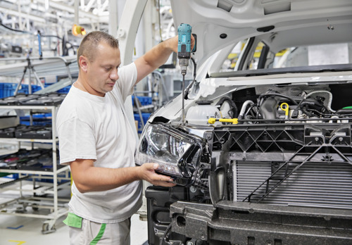 ŠKODA AUTO produced more vehicles in the Czech Republic in 2018 than ever before
