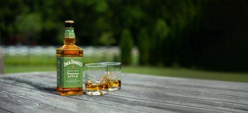 Jack Daniel's anuncia el lanzamiento de Tennessee Apple