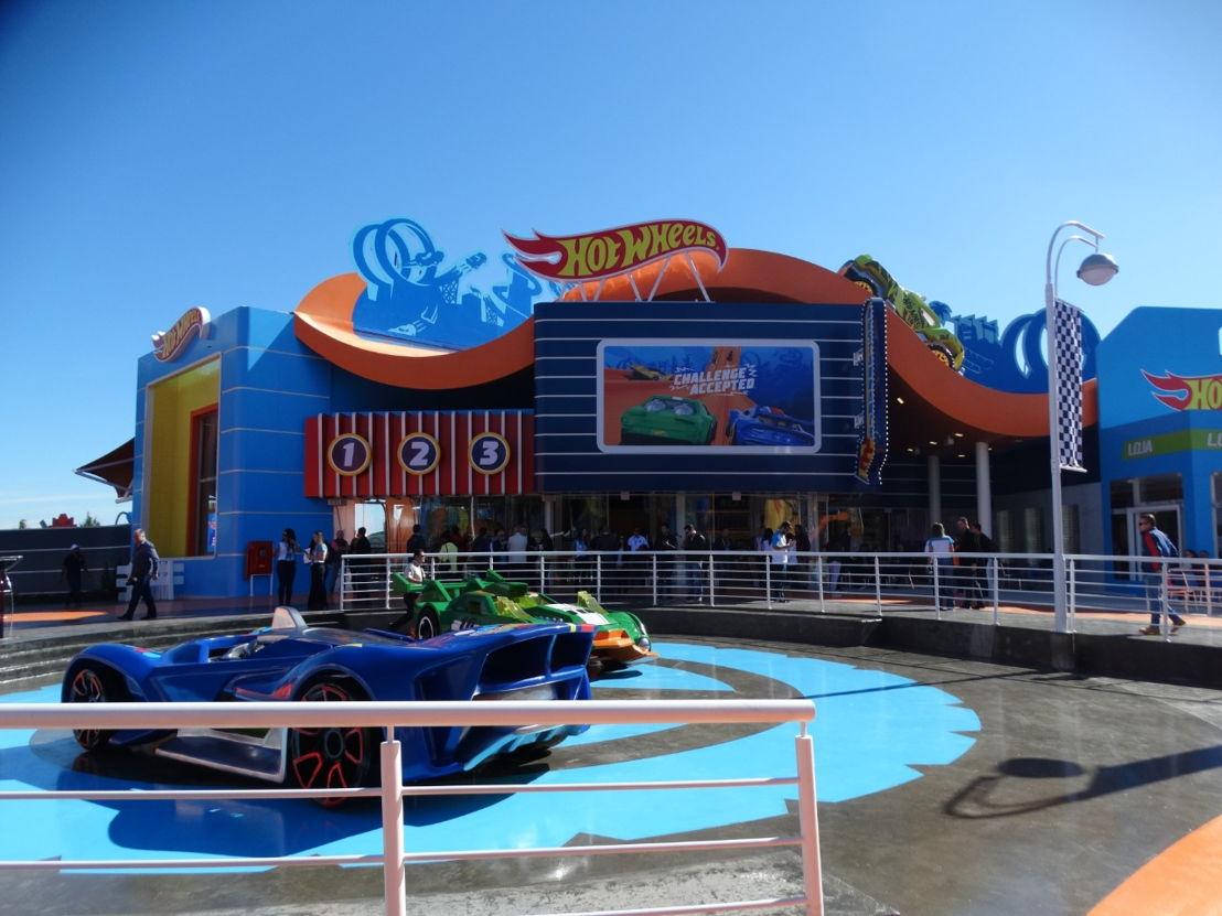 La nueva zona temática Hot Wheels® en Beto Carrero World.