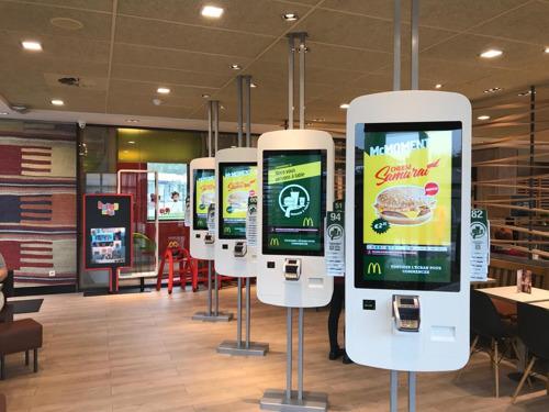 Un nouveau restaurant McDonald's ouvre ses portes à Courcelles !