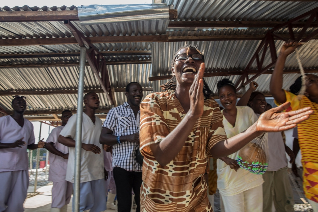 HEADS UP: Tomorrow 14 January marks official end of Ebola in West Africa