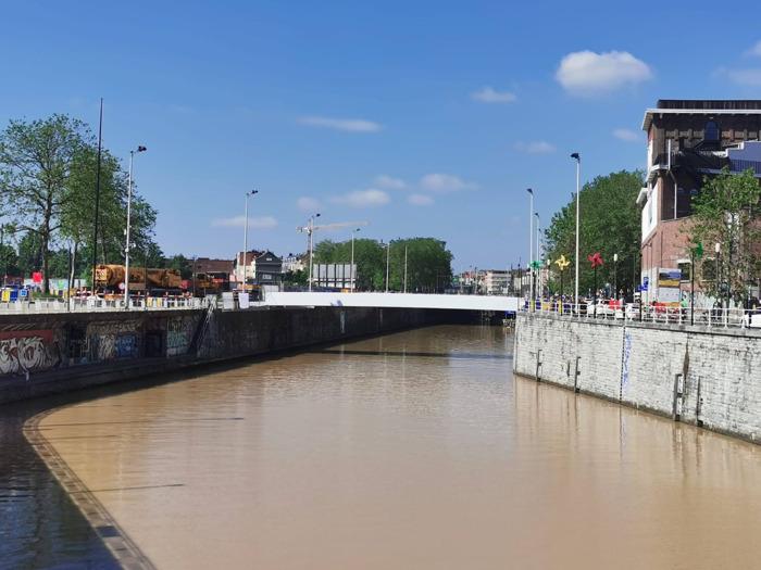 Preview: La Ville de Bruxelles et la commune de Molenbeek lancent un appel commun pour la dénomination des passerelles cyclo-piétonnes
