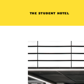Hot tub meets hot desks as Germany's first The Student Hotel (TSH) opens in Dresden
