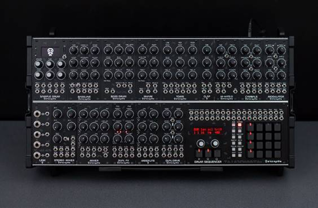 Erica Synths Announces Launch of Techno System
