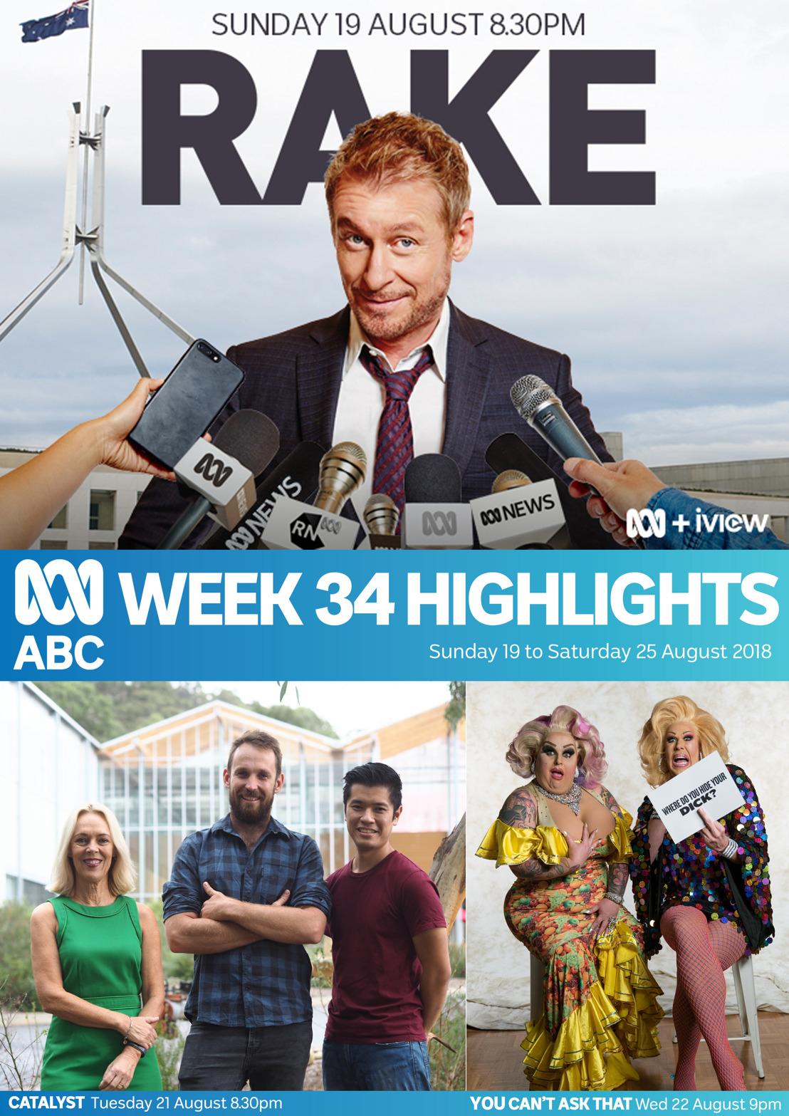 ABC TV Program Highlights - Week 34