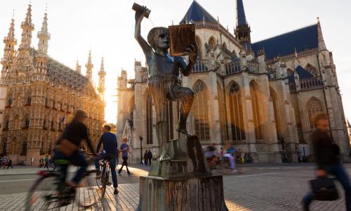 Toerisme Leuven zoekt creatieve toekomstdenkers