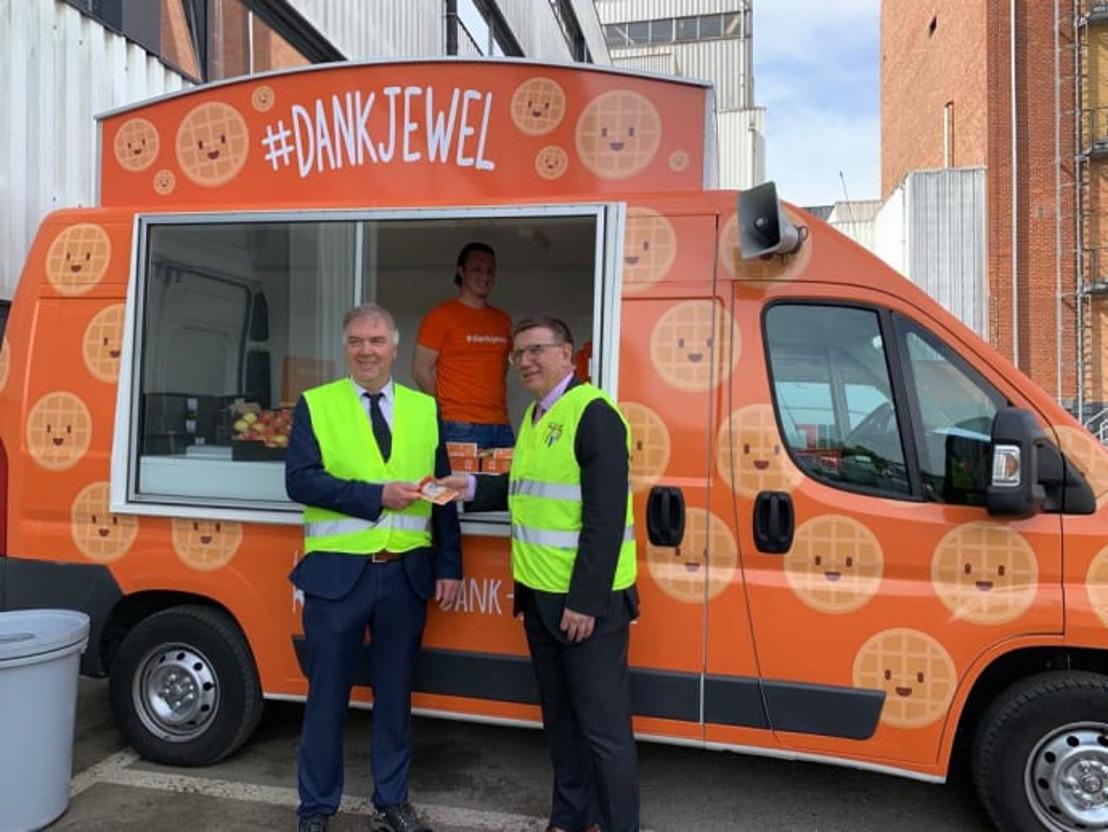 Voka geeft 100.000 medewerkers in Vlaanderen persoonlijk #dankjewel