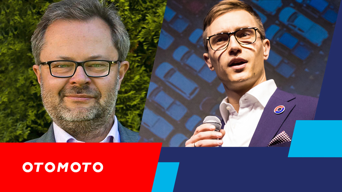 Przemysław Vonau nowym menadżerem generalnym OTOMOTO. Lukas Draginas obejmuje rolę GM-a sektora motoryzacyjnego w OLX Europe