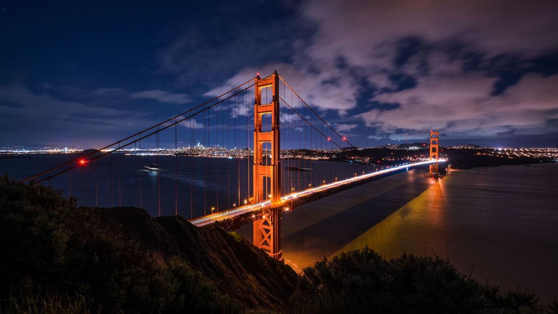 Golden Gate Bridge, San Francisco - photo Mattia Bicchi
