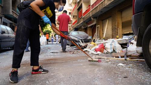 Liban: MSF engagée dans la réponse humanitaire suite à l'explosion à Beyrouth