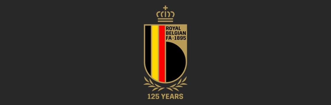 KBVB viert 125ste verjaardag: renovatie 40 voetbalterreintjes en lancering Legends Club