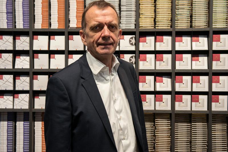Jean-Pierre Willemsen - CEO Domori