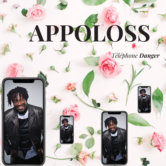 "Appoloss sort ""Telephone Danger"", son nouveau single !"