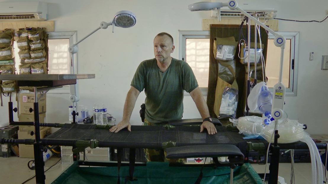 """Dr. Bart Vanderheyden: """"Ik zou een leven zonder leven en dood of levensgevaar heel saai vinden."""""""