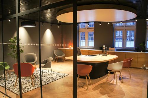ING Belgique ouvre sa 8ème Client House à Namur