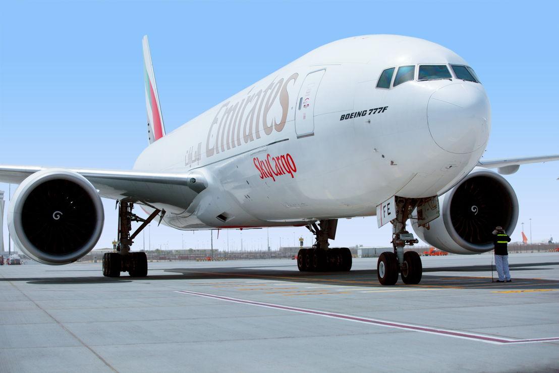 Emirates SkyCargo wins more accolades