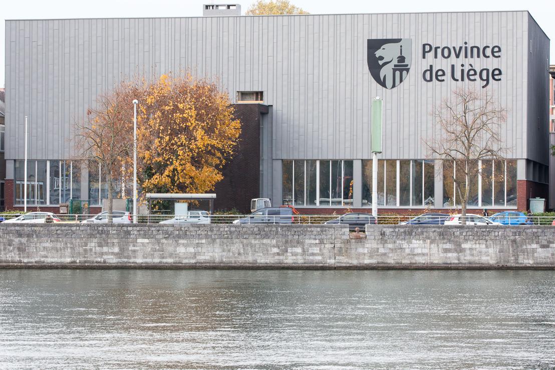 Energieprestatiecontract voor de polytechnische school van Hoei: elk jaar 340 ton minder CO2 dankzij de Provincie Luik en Luminus Solutions