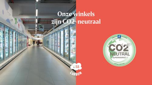Une première : les 763 magasins Delhaize sont neutres en CO₂