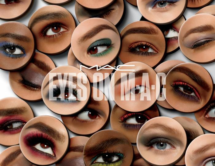M.A.C Cosmetics - Eyes on M.A.C